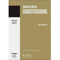Curso De Direito Constitucional Dirley Cunha 8ª Ed Ano 2014