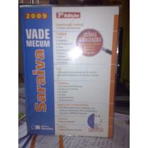 Vade Mecum Saraiva Com Cd - 2009 7° Edição - Usado