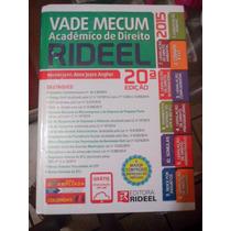 Vade Mecum Rideel 2015