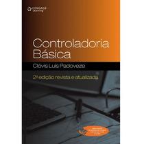Controladoria Básica 2ª Ed Clóvis Padoveze Cengage Novo 2014