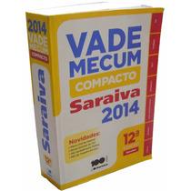 Livro Vade Mecum Compacto 2014 - 12° Edição