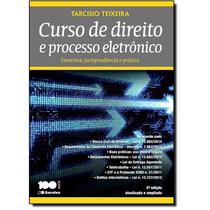 Curso Direito Processo Eletrônico Tarcisio 2ªed 2014 Saraiva