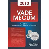 Vade Mecum 8ª Edição Rt 2013 ( Novo Lacrado )