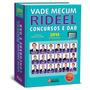 Vade Mecum Rideel Concursos Oab 2014 2ºsem. Capadura Lacrado
