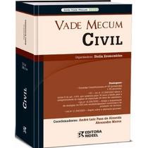 Vade Mecum Civil - Editora Rideel - 2011