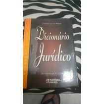 Dicionário Jurídico - Editora Rideel - Capa Dura