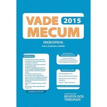 Vade Mecum Rt 2015, Edição Especial