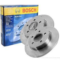 Par Disco Freio Traseiro Audi 80 94/99 Marca Bosch