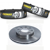 Disco Freio Diant 240mm-bd7966-fremax Corsa 2002-2014