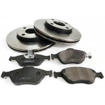 Kit Discos E Pastilha De Freio - Ford Ecosport Fremax/trw