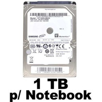 Hd Notebook 1tb Laptop 1000gb Sata 5400rpm 2,5mm 3gb/s