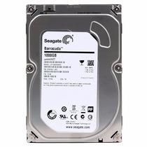 Hd Sata 3- Seagate 1 Terabyte - Para Dvr -cftv