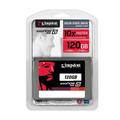 Hd Ssd 120 Gb Sata 3 Kingston V 300 450 Mb/s 10x + Rápido.