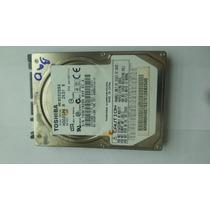 Hd Toshiba Mk8032gsx 80 Gb Com Defeito Cod3