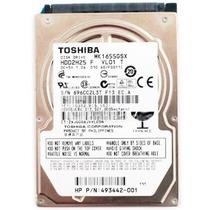 Hd Para Notebook 2.5 160 Gb Toshiba