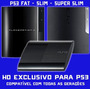 Hd 2,5 - 160 Gb Toshiba Para Uso Exclusivo Do Ps3