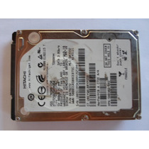 Hd 250gb Hitachi 7200rpm 2,5 P/ Notebook Com Defeito