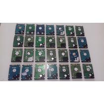 Lote 30 Hd Notebook 650gb 500gb 320gb 250gb 160g Com Defeito