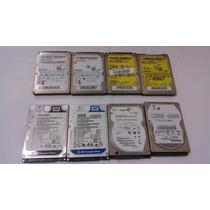 Lote 17 Hd P/ Note 320gb 500gb Outros Com Defeito Frete Free