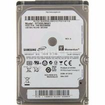 Hd 320 Gb Notebook Samsung / Disco Seagate 2,5 / Sata Novo