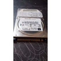Hd 40gb Ide Para Notebook Toshiba Mk4025gas