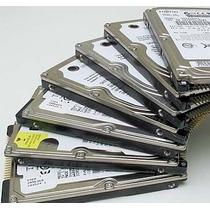 Hd 640gb Sata Ii 2,5 Para Notebook Perfeito Sem Bad Blocks