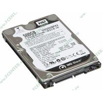 Hd 500 Gb Notebook 7200rpm Western Digital Black Oferta