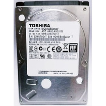 Hd 500gb Toshiba Sata 5400rpm 8m 2.5 P/ Notebook E Netbook
