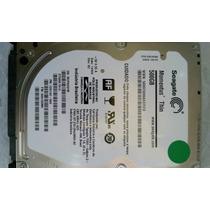 Hd Seagate 500gb P/ Notebook Momentus Thin Sata 2.5