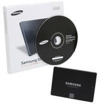 Ssd Samsung 850 Evo 500gb 3d V-nand Sata3 6gb/s 2,5 540mb/s