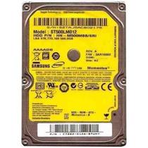 Hd Notebook 500 Gb Samsung Rv411 Rv415 Rv410 - Sata