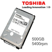 Hd 500gb Sata 2.5´ 5400rpm Toshiba Mq01abd050 P/ Notebook