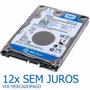 Hd 500gb P/ Notebook Dell Studio Vostro Xps Oferta Promoção