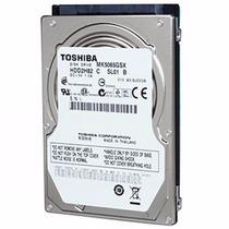 Hd Notebook Toshiba 500gb Sata 2 5400rpm