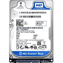 Hd P/ Notebook 500 Gb Sata Western Digital Modelo Wd5000bpvt