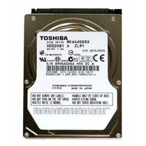 Lote 08 Hds Notebook 640gb Toshiba