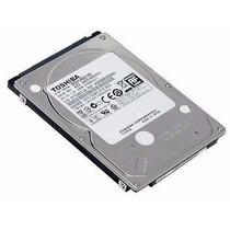 Hd Sata 3 - 2,5 Notebook Netbook 500gb Toshiba Mq01abf050