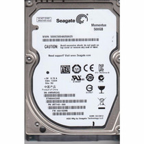 Hd 500 Gb Notebook 7200rpm Western Digital Black Wd5000bpkt