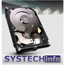 Hd Seagate 500gb Sata 3 - 7200rpm 16mb Cache