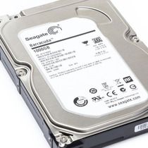 Hd Sata Seagate 1tb 1000gb Barracuda 7200rpm 6gb/s 64mb Novo