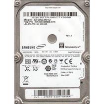 Hd 500 Gb Notebook Samsung Rv411 Rv415 Rv419 Rv420 Rv425