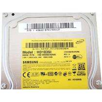 Hd Samsung 1tb Sata Ii 5400rpm Hd103si/sra