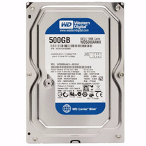 Hd Desktop 500gb Sata 3 6gb/s 3.5 7200rpm Western Digital