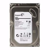 Hd Seagate Surveillance 1 Terabyte / Sata 3 / 7200rpm 100%