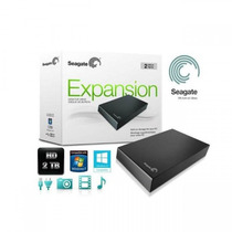 Hd Seagate Externo Expansion 2tb Usb 3.0 - Stbv20001