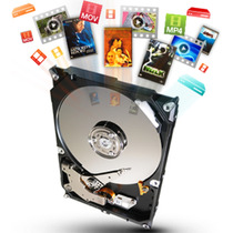 Hd Seagate - Vídeo 3.5 Hdd \ 1 Tb \ 5900 Rpm \ Sata 6 Gb/s
