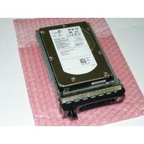 Hd Sas 146gb 15k 3.5 Dell Pn Tn937 C/ Gaveta Novo