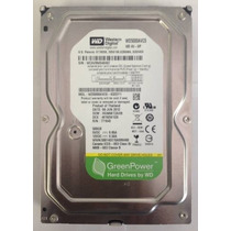 Hd, Hard Disk 500gb Western Digital Green 3,5hd