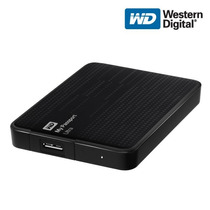 Hd Portatil Wd My Passport Ultra 2tb Preto (wdbmwv0020bbk)
