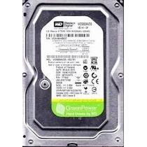 D Western Digital 500gb Sata 3gbs 7200rpm - Wd Green